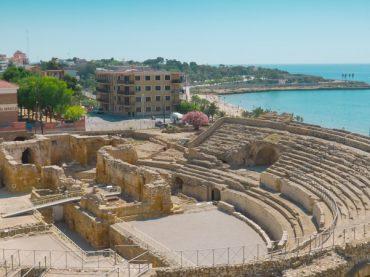 Amphithéâtre romain de Tarragone, antique et éternel   7 merveilles de l'Espagne antique