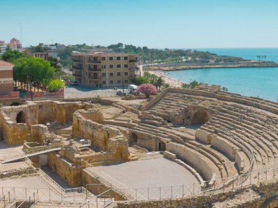 Amphithéâtre romain de Tarragone, antique et éternel | 7 merveilles de l'Espagne antique