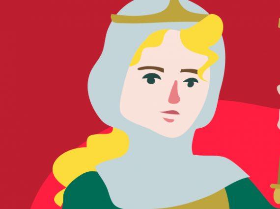 Mme Urraca l'Asturienne, la reine rebelle | Femmes éternelles 7