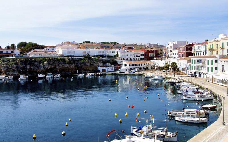 Port d'Es Castell