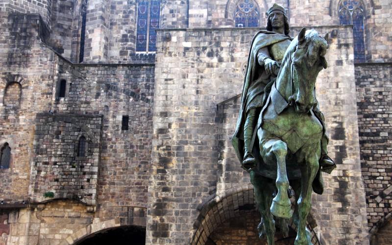 Ramón Berenguer III, premier Templier espagnol