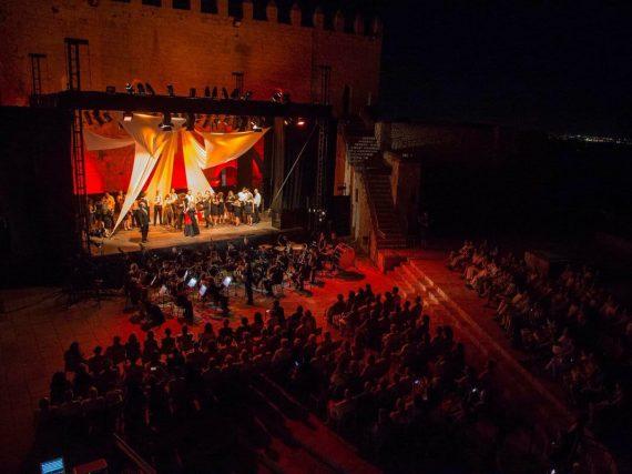 Peñíscola / Festival de Théâtre Classique