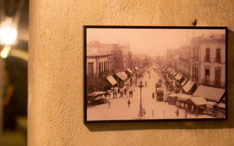 Photographie de la vieille ville