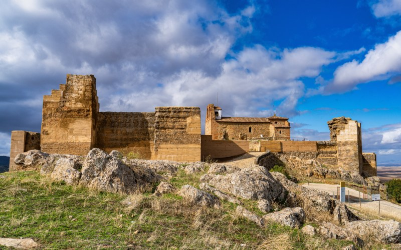 Alcazaba de Reina à Badajoz
