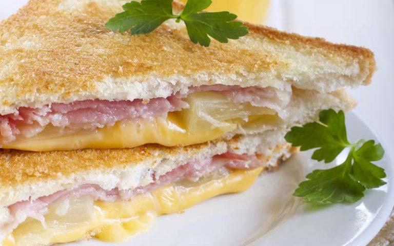 Sandwich pour l'été