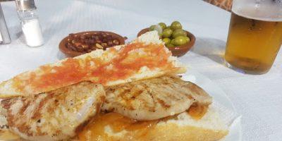 comer agres Restaurante La Barxeta