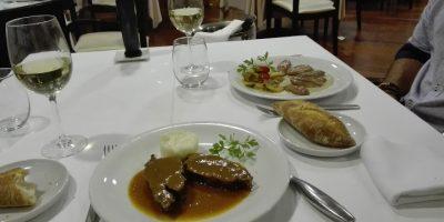 comer valdepenas restaurante fonda alberto