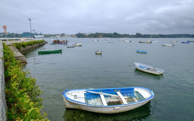 Estuaire de Ribadeo ou estuaire de l'Eo