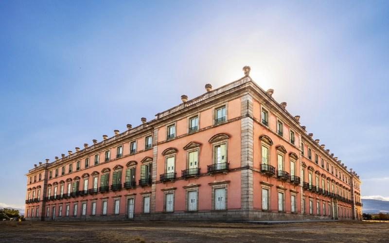 Palais royal de Riofrio
