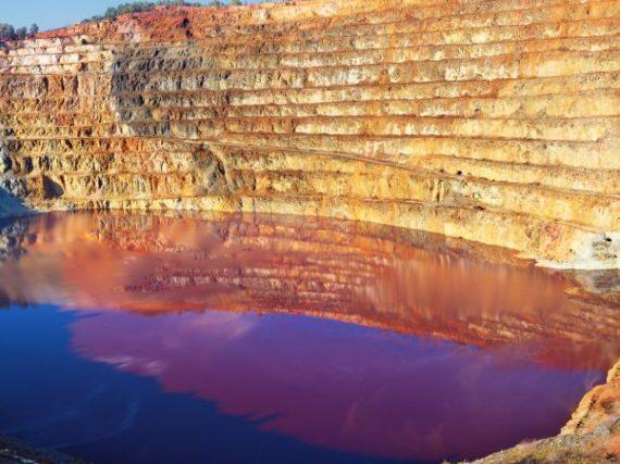 Les mines de Riotinto, 2 000 ans d'industrie minière dans un cadre martien