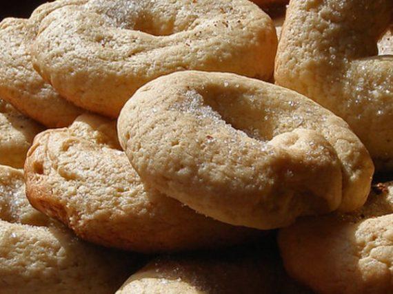 Beignets valenciens à l'anis, le petit-déjeuner idéal