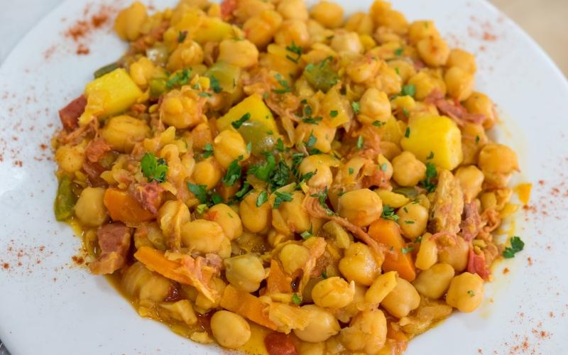 Ropa vieja, l'un des plats les plus traditionnels des îles Canaries