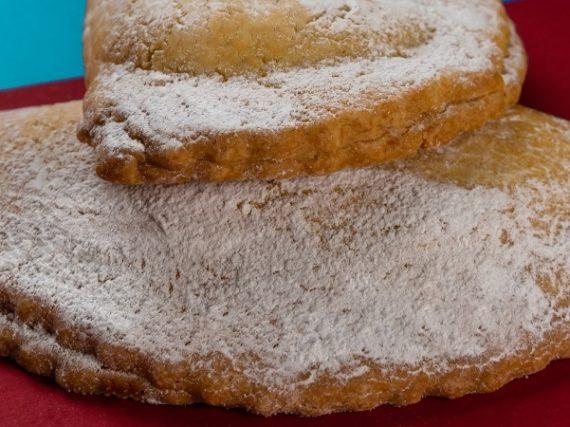 Rubiols de Majorque au fromage blanc et au citron