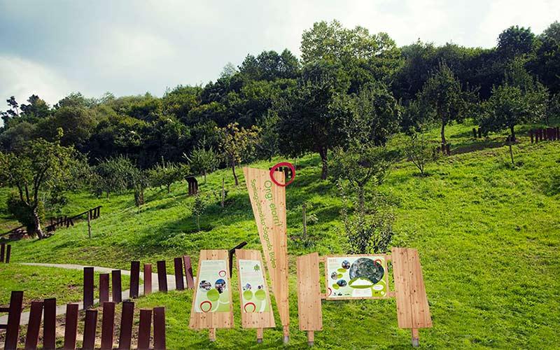 turismo en el País Vasco camino de la sidra