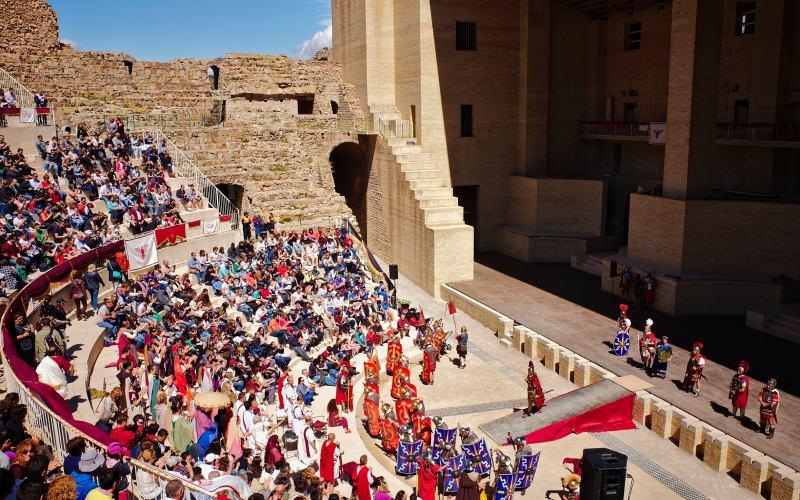 Théâtre romain de Sagunto