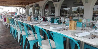 Comer Colonia Sant Jordi restaurante sal coco