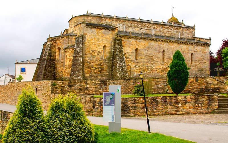 San Martiño de Mondoñedo (Lugo)