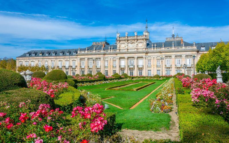 Palais royal de la Granja de San Ildefonso