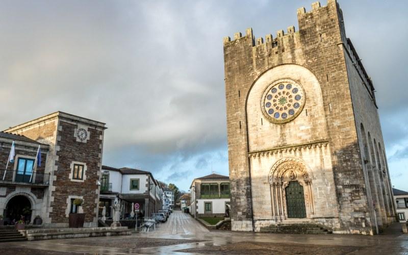 San Nicolás, San Juan o San Xoán de Portomarín