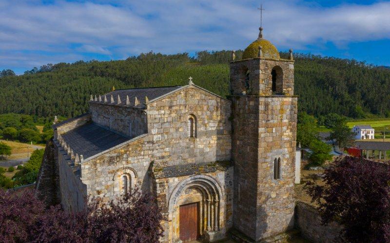 Basilique de San Martiño