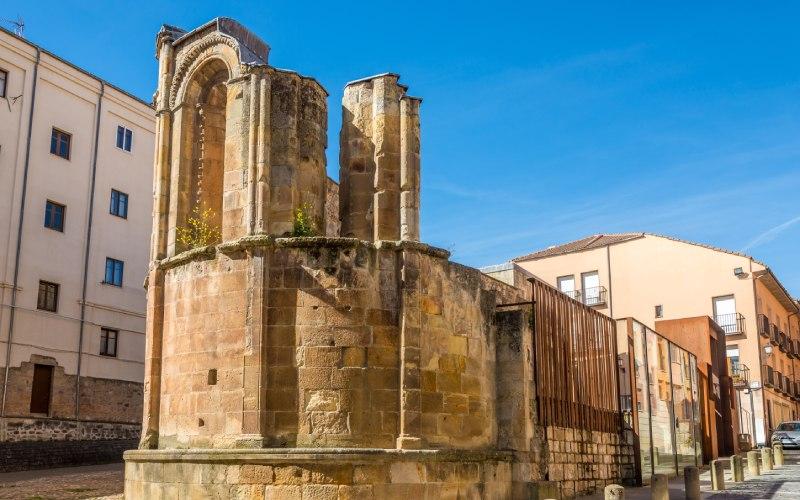 Église de San Nicolás à Soria
