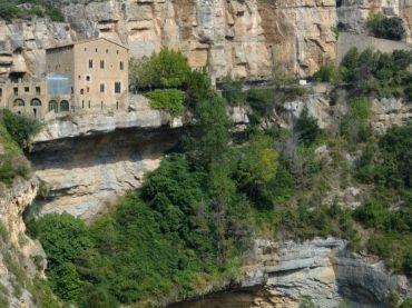 Sant Miquel del Fai, le monastère aussi beau qu'isolé