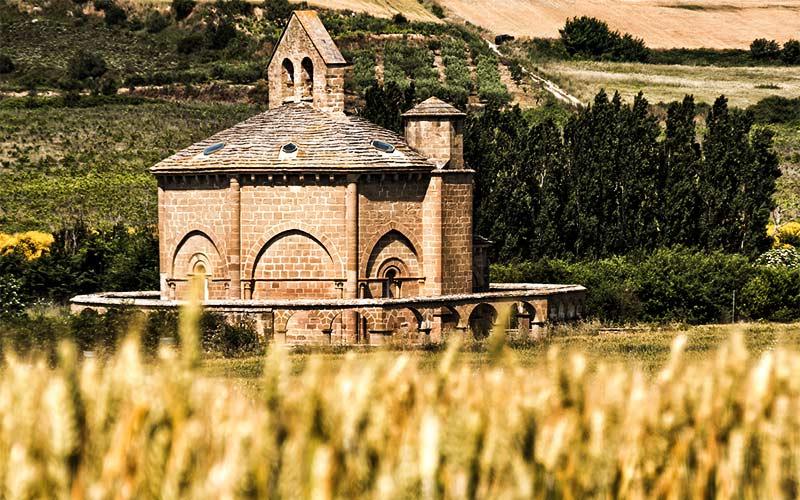 Église Santa María de Eunate
