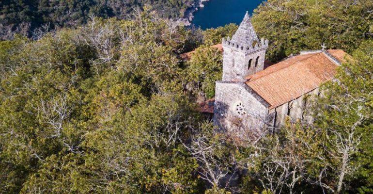Monastère Santa Cristina de Ribas de Sil, une partie de l'âme de la Ribeira Sacra