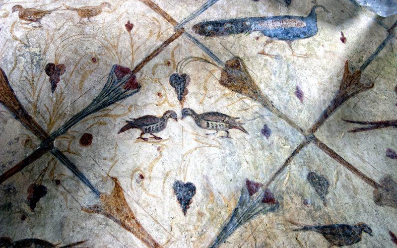 Fresques de Santa Eulalia de Bóveda