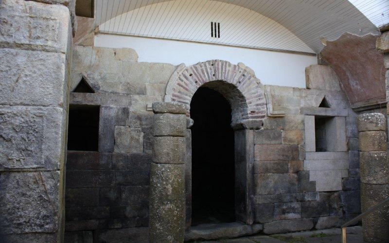 Nartex de Santa Eulalia de Bóveda