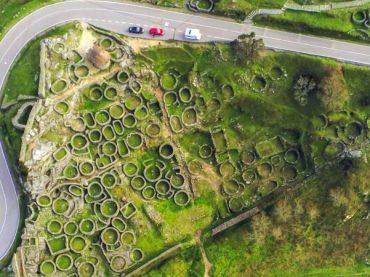 Le Castro de Santa Tecla, la ville de Galice qui eut des milliers d'habitants avant la venue des romains