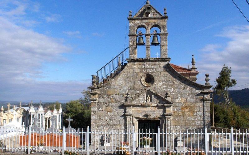 Église de Santiago de Rubiás