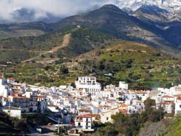 Sedella, l'éternelle essence arabe au pied des montagnes