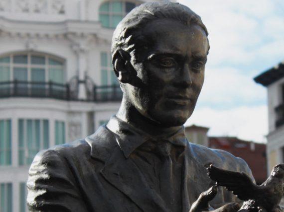 Sur les traces de Federico García Lorca à Madrid