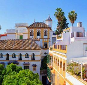 Santa Cruz de Séville, amalgame de civilisations
