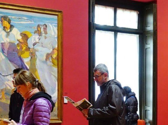Le musée Sorolla : une oasis au cœur de Madrid