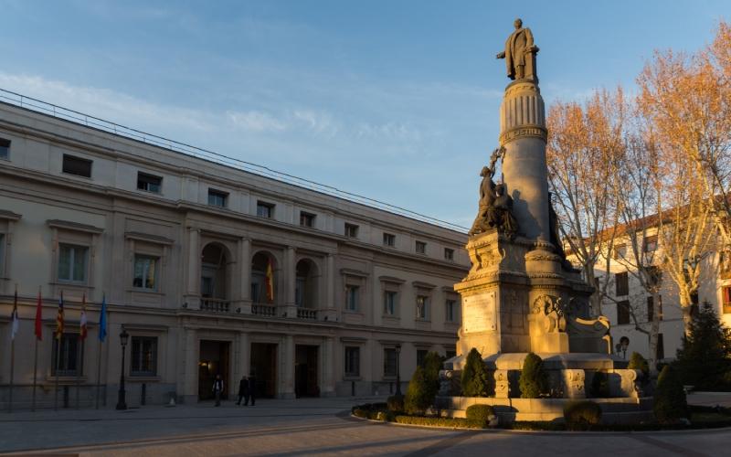 Le Sénat de Madrid