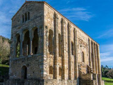 Les monuments de l'art préroman des Asturies