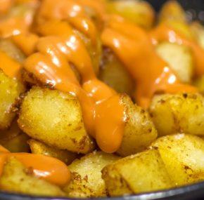 Patatas bravas, la tapa espagnole par excellence