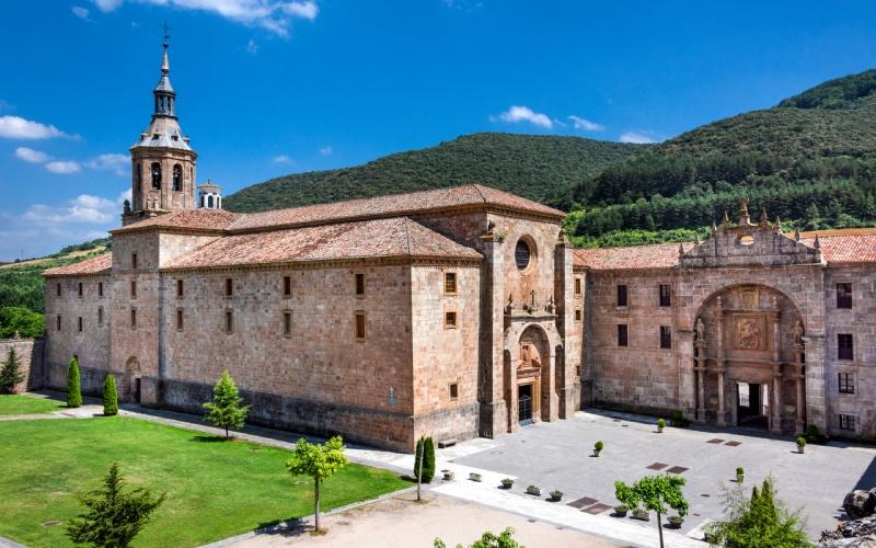 Monastère de San Millán de la Cogolla