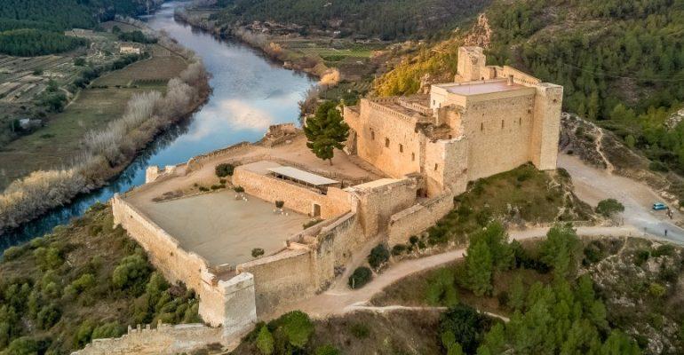 Le château templier de Miravet, la forteresse clé de Tarragone