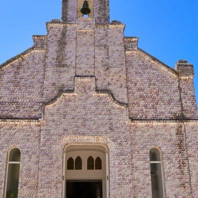 Chapelle de la Toja, la chapelle galicienne couverte de milliers de coquilles de Saint-Jacques
