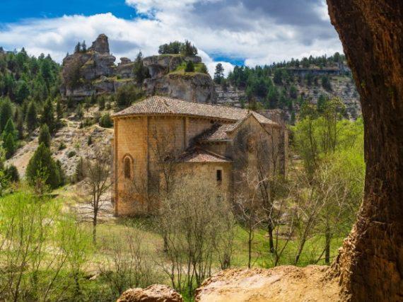 Parc naturel du canyon de la rivière Lobos, un joyau naturel de Burgos