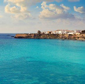 Tabarca, la plus petite île habitée de la mer Méditerranée