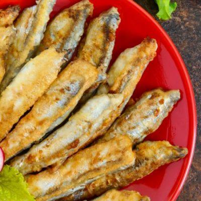 Comment faire les meilleurs anchois frits à la maison
