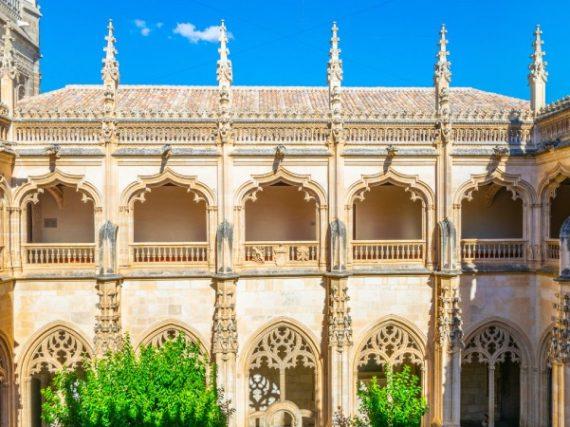 Monastère de Saint-Jean des rois
