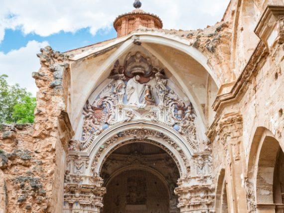 Jardin de l'Abbaye de Piedra à Nuévalos