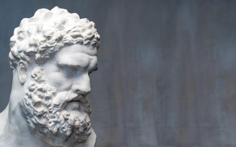 Buste d'Hercule