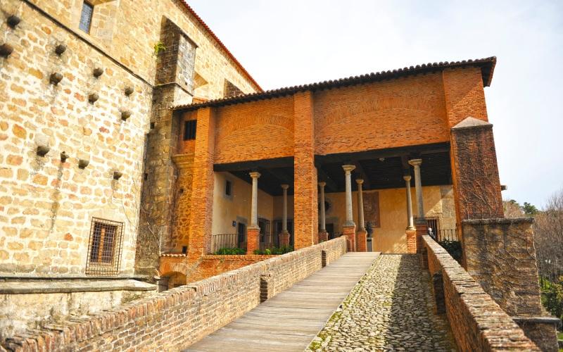 Palais du monastère de Yuste