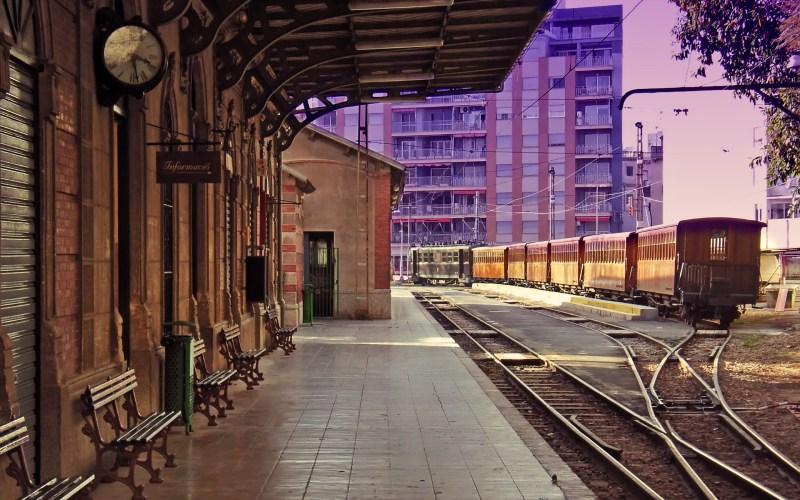 Ancienne gare de Sóller